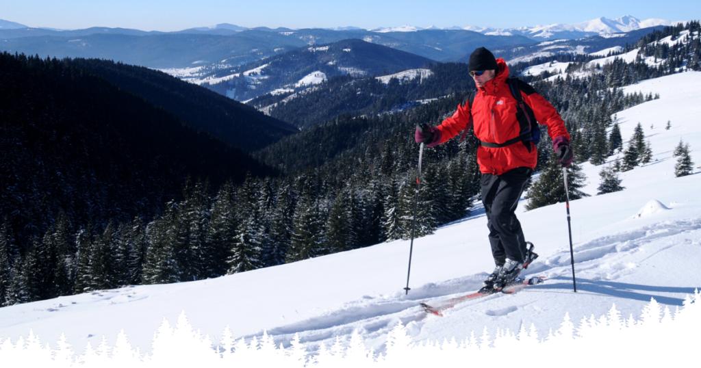 5 activități eco-friendly de iarnă în Țara Dornelor