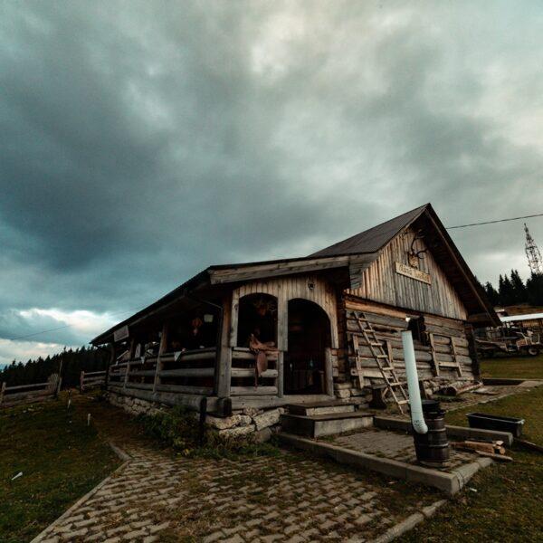 Cabana Telescaun Vatra Dorneri
